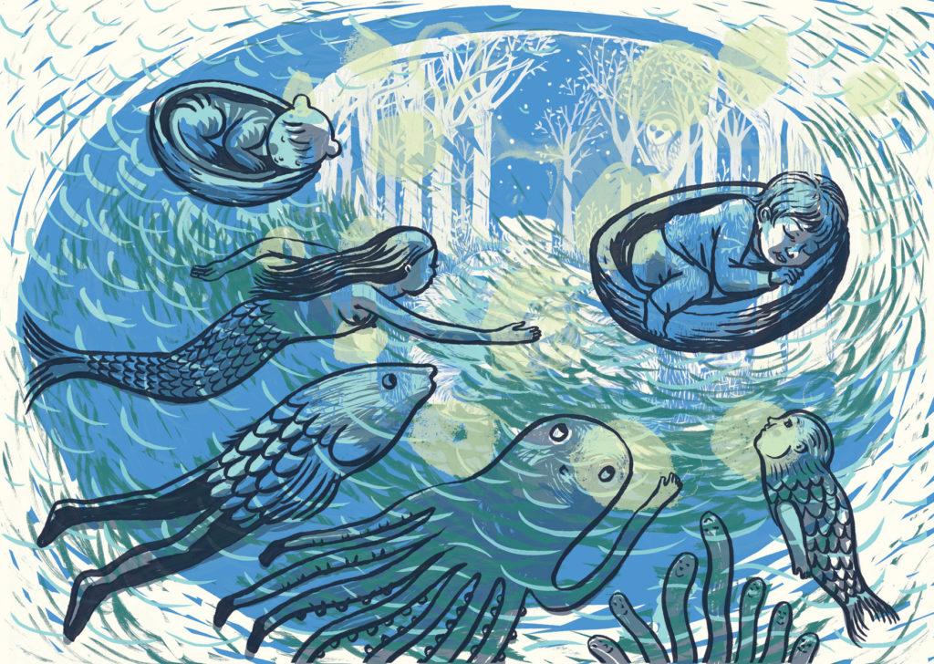 illustrazione di Mariana Chiesa
