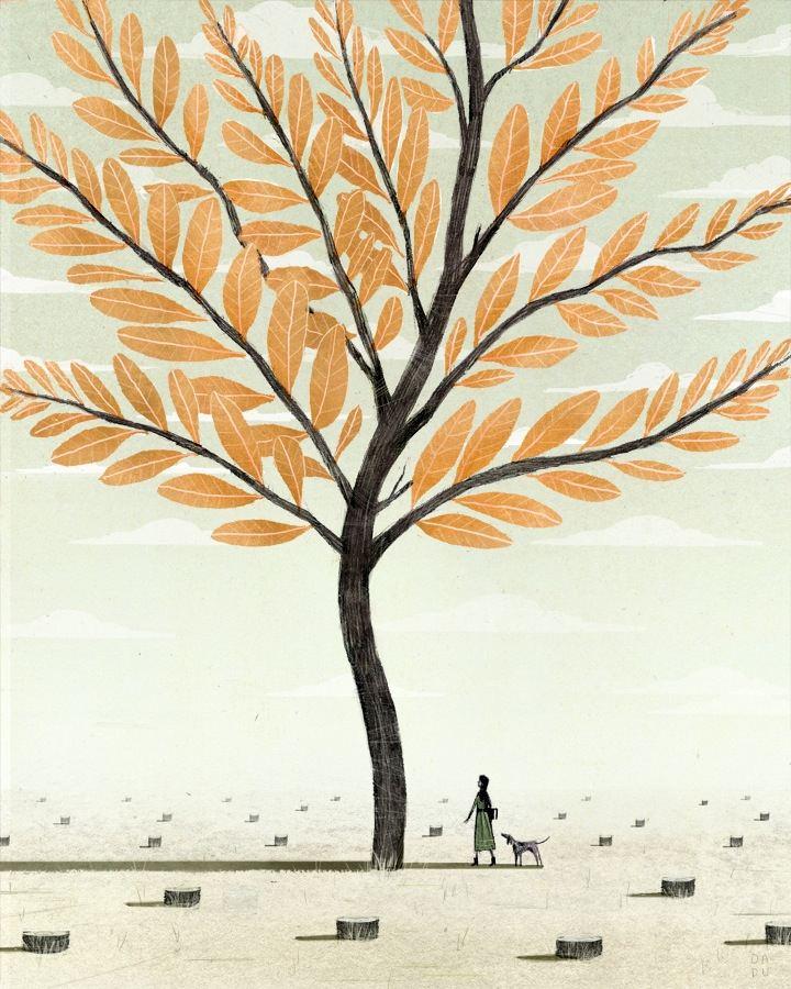 illustrazione di Dadu Shin