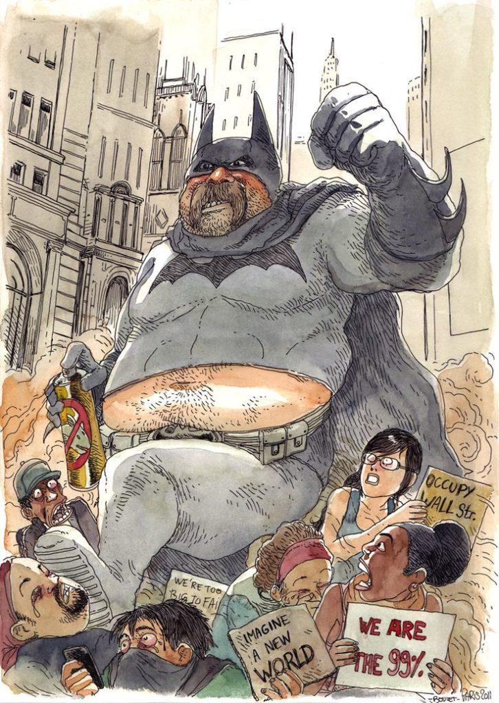 Illustrazione di Boulet