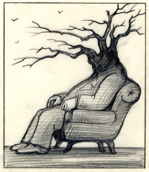 illustrazione di Tomi Ungerer