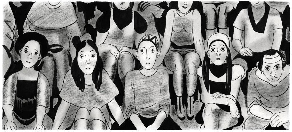 illustrazione di Manuele Fior